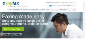 MyFax – Download On PC, iPhone And Blackberry To Send fax Online
